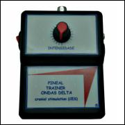 Ativador da Pineal(Pineal trainer) e CES(Estimulador de Eletroterapia Cranial)