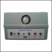 Máquina Kirlian-mod.k4-220Vac