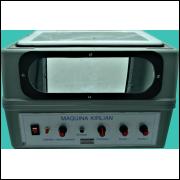 Máquina Kirlian-mod.k3-220Vac