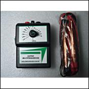 Zapper Multifrequências, com bateria