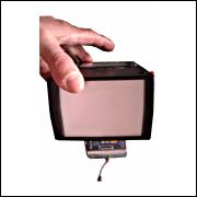 Display para máquina  Kirlian-mod.K1