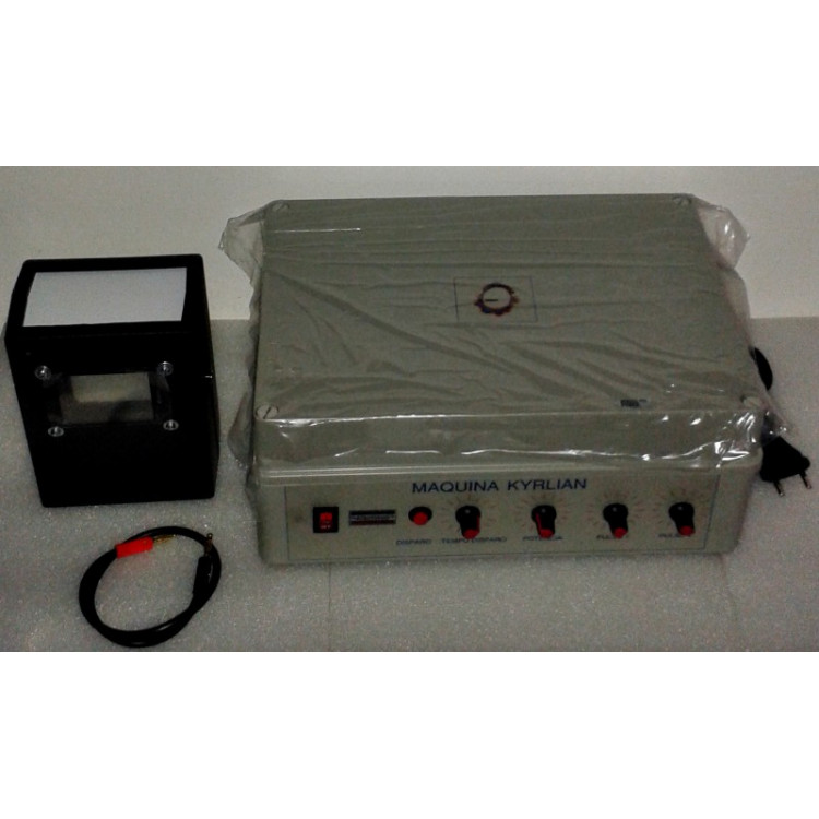 Máquina Kirlian-mod.k1-110Vac