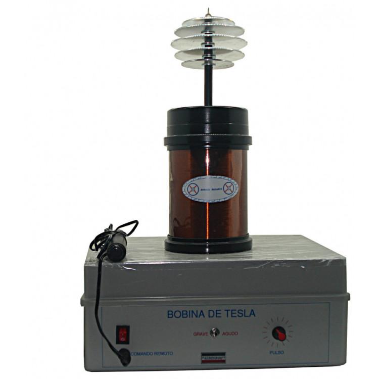 Bobina de Tesla mod. M3-110V